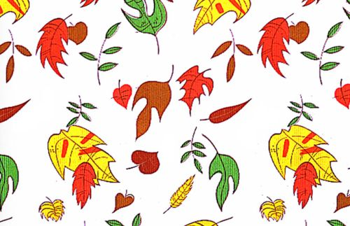 Fall Leaves Corobuff - Product #1262