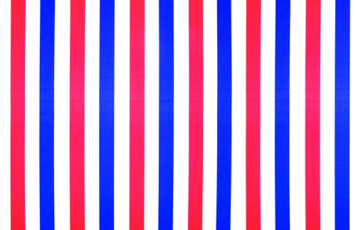 Red/White/Blue Stripes Corobuff - Product #1376