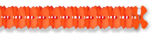 Orange Cross Garland - Product #4940-5