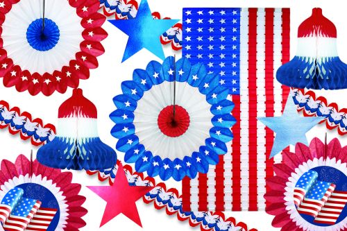 Patriotic Deluxe Kit - Product #5011-8