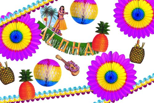 Hawaiian Kit - Product #5017-8