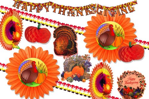 Thanksgiving Kit - Product #5029-9