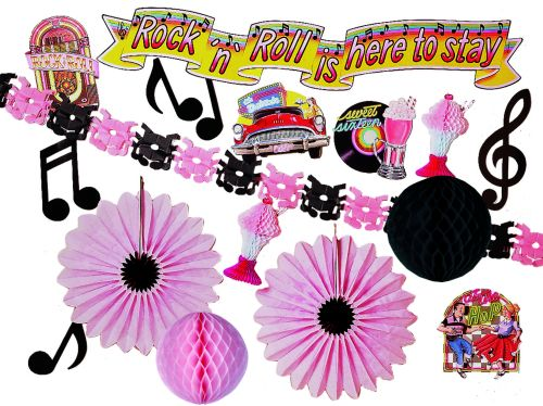 Fabulous 50's Kit - Product #5043-7