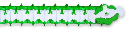 Green/White Arch Garland - Product #5303-0