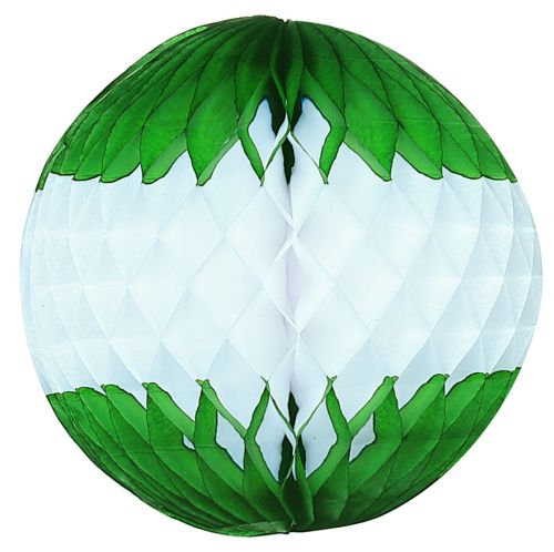 Green/White Ball - Product #5383-4