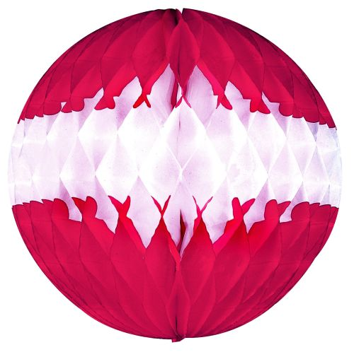 Red/White Ball - Product #5390-4