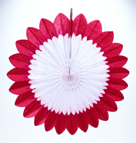 Red/White Fan - Product #5390-5