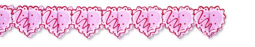 Valentine Printed Garland - Product #5390-7