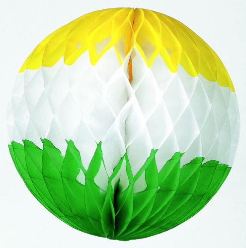 Yellow/White /Green Ball - Product #5391-4