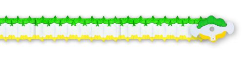 Yellow/White /Green Arch Garland - Product #5391-8