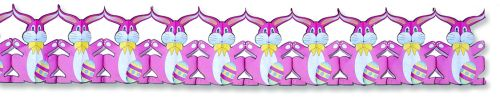 Bunny Printed Garland - Product #5392-5