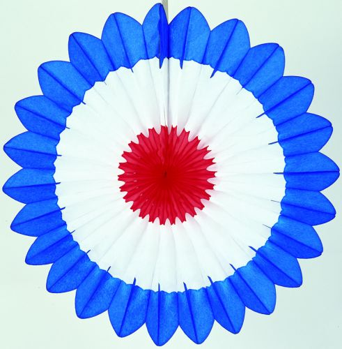 Red/White/Blue Fan - Product #5393-5