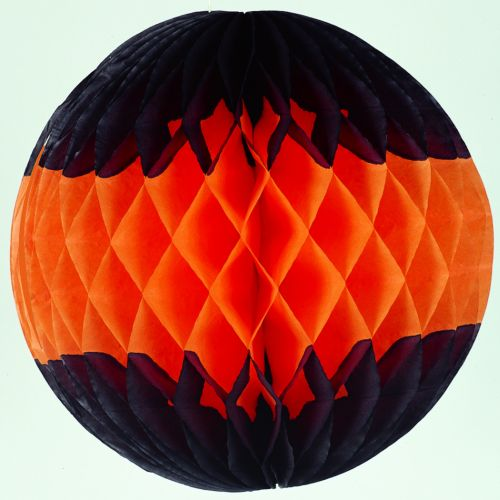 Black/Orange Ball - Product #5395-4