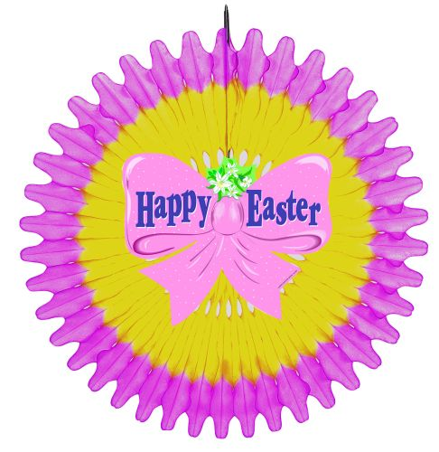 Happy Easter Fan - Product #5402-2