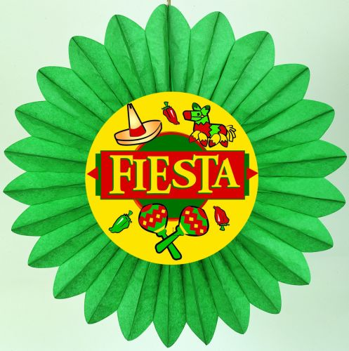 Fiesta Fan - Product #5405-0
