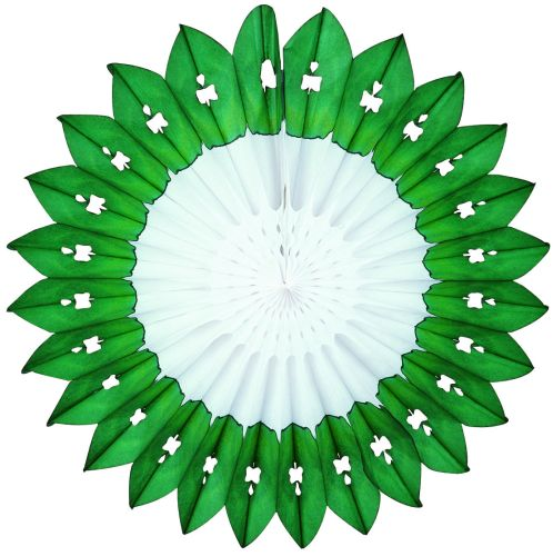 Shamrock Fan Burst - Product #5410-5