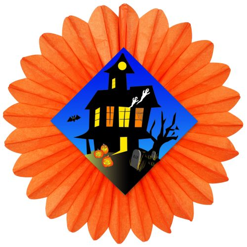 Spooky Halloween Fan - Product #5433-2