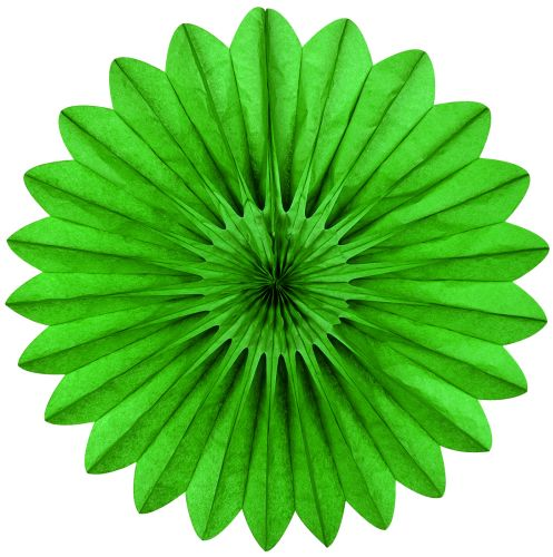 Bright Green Fan - Product #5444-4