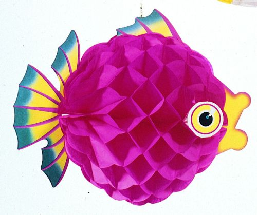 Cerise Bubble Fish - Product #5453-2