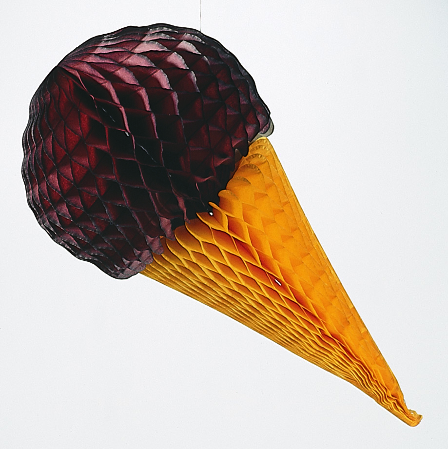 Chocolate Ice Cream Cone - Product #5453-5
