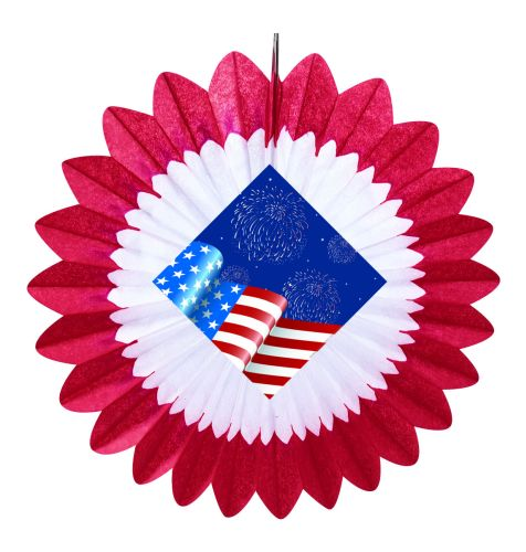 Patriotic Fan - Product #5454-9
