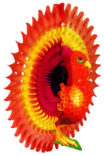Hanging Turkey - Product #5456-1