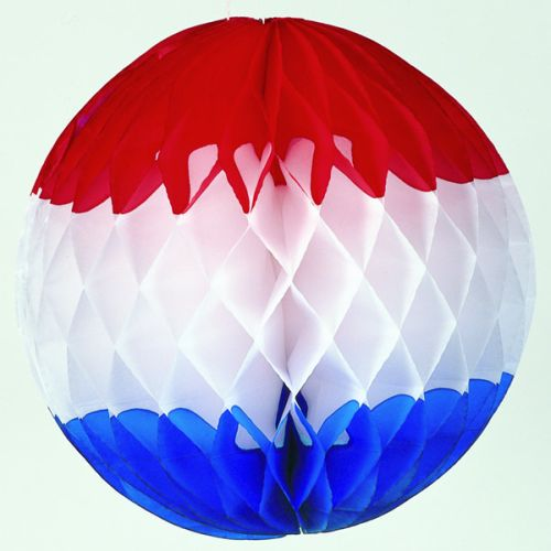 Red/White/Blue Ball - Product #5468-7