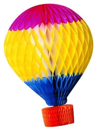 Hot Air Balloon - Product #5477-0