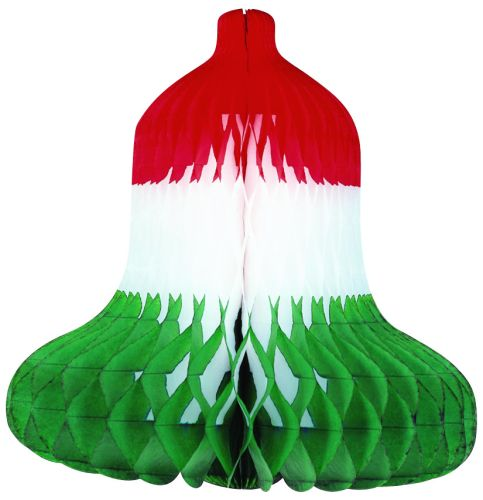 Red/White/Green Bell - Product #5490-0
