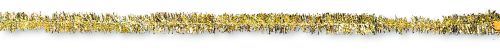 Silver/Gold tinsel Garland - Product #5519-1